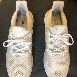 Men's Adidas Ultraboost triple white 1.0